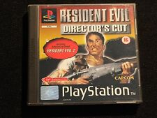 Resident Evil 1 Director's Cut ✔ PS1 ✔ UK PAL ✔ mint ✔ Sammler Zustand ✔