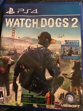 Watch Dogs 2: Limited Edition (Sony PlayStation 4, 2016)