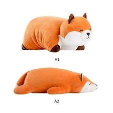 Cute Fluffy Fat Fox Plush Toy Stuffed Soft Animal Cartoon Pillow Lovely Toy Gift