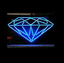 "Diamond Jewelry Neon Sign 20""x16"" Light Lamp Beer Bar Display Artwork Windows"