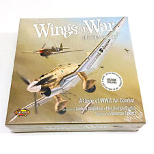 WINGS of WAR WWI Fire From The Sky Air War FFG Fantasy Flight Game NEW SEALED IT