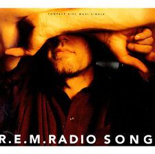 R.E.M. - RADIO SONG - 3 TRACK MUSIC CD - BRAND NEW - G129