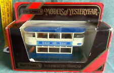MATCHBOX MODELS OF YESTEYEAR  FONDO DI MAGAZZINO  VINTAGE