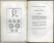 * Bouillon, Collection de portraits, annexe aux Oeuvres de Tacite, Paris,1829-33