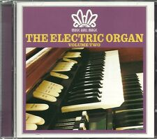 THE ELECTRIC ORGAN VOLUME TWO (2) CD - VERNON GEYER, MILT HERTH & MORE