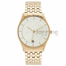 Skagen Authentic Watch SKW2389 Gold 34mm Holst Stainless Steel Women's