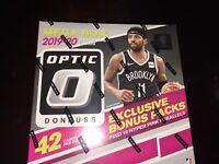 🔥🔥🔥🔥2019-20 Panini Optic Donruss NBA Basketball🏀🏀🏀🏀Mega Box🔥🔥Zion?💪
