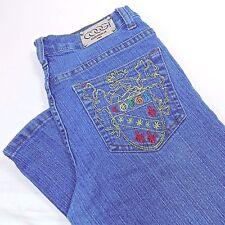 Coogi Jeans 9/10 Women's Hip Hop Bootcut Size 29/34