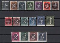 BY6979/ GERMANY – RUSSIAN ZONE – CHEMNITZ – BOGUS MINT MH COMPLETE SET