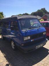 VW T25 camper van 1982