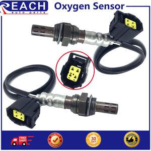 2X Up+Downstream Oxygen O2 Sensors For 2007-2017 Jeep Compass Patriot 2.0L 2.4L