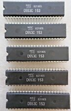Original NEC D553C 153 4-Bit MC 42 Pin, Slots