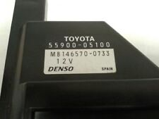 TOYOTA AVENSIS HEATER CONTROL PANEL 55900-05100