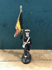 Durso: A Rare Belgian Flag Bearer. Post War c1950