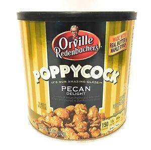 Orville Redenbacher's Pecan Delight Poppycock Gourmet Popcorn Snack 9.5oz SEP 21