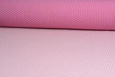 0,5m Walkloden aus Tirol weicher rosa/weiß Doubleface Designerwalk 38,-/m
