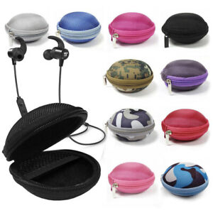 MP3 Player, Earphone Clamshell Case, Gym Case For TaoTronics Bluetooth Earphones
