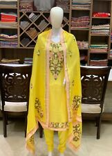 Kashmiri Embroidered Suit Women Indian Ethnic Wear Women Designer Salwar Suits