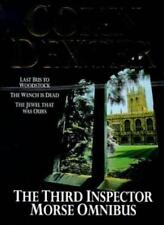 """The Third Inspector Morse Omnibus: """"Last Bus to Woodstock"""", """"Wench is Dead"""", """","""