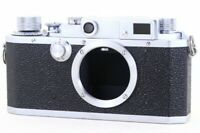 Canon IID 2D Rangefinder Camera Body Leica LTM39 69591 from Japan 77815 Exc++