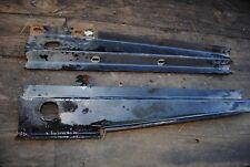 785712 785710 Oil Cooler Mounts - New Holland L554 Skid Steer