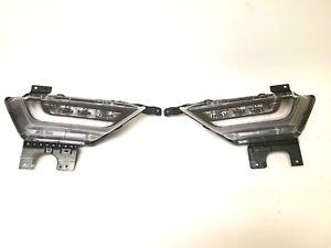 2021 21 Ford F-150 Driver LH & Passenger RH Full LED OEM Fog Light Pair Set