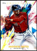 Mookie Betts 2020 Topps Inception 5x7 #97 /49 Red Sox