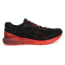 ASICS Men's Dynaflyte 3 Black/Red Alert Running Shoes 1011A002.002 NEW