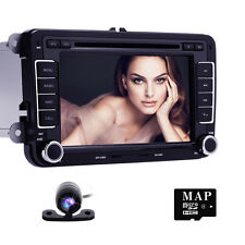 HIZPO for VW Jetta Passat Golf HD Monitor Car Dash Stereo GPS DVD Player Radio