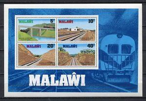 36940) Malawi 1979 MNH Salima-Lilongwe Railroad, Trains