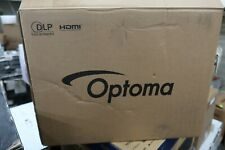 Optoma HZ39HDR Laser Home Theater Projector with HDR | 4K Input