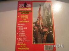 *** 39/45 Magazine N°41 opération Perch / Paras anglais sur l'Orne