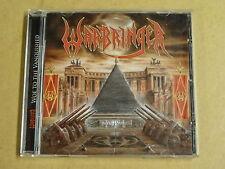CD / WARBRINGER - WOE TO THE VANQUISHED