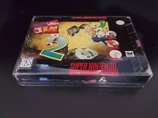 Earthworm Jim 2 [SNES] [Super Nintendo] [1995] [Complete!]