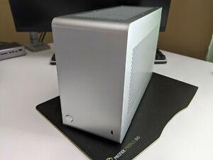 DAN-Cases A4-SFX v4.1 Computer Case - Silver