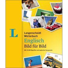 NEU: Langenscheidt Wörterbuch ENGLISCH Bild für Bild sehen entdecken lernen