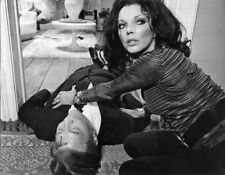 """JOAN COLLINS - 10"""" x 8"""" b/w Photograph TALES FROM THE CRYPT 1972  #7922"""