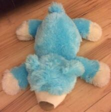 Sure shot Redemption Light Blue Bear Plush 16""