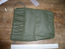 CLEANING KIT / TOOL ROLL   (GUN CLEANING )   EX MOD
