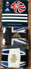 Addidas Team GB Wristband From 2012 London Olympics Brand New In Pack!!!