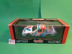 Quartzo Die Cast Car, 1/43 Scale, Mark Martin #6 Valvoline/Ford Thunderbird(New)