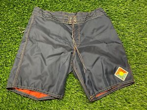 NEW LIMITED EDITION BIRDWELL BEACH BRITCHES SUNSET BOARD SURF SHORTS! SIZE 33!