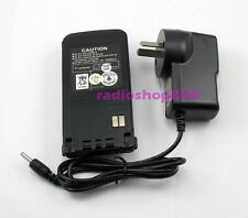 PB-38 PB39 Li-ion Battery +Charger for Kenwood Radio TH-D7 TH-D7E TH-G71 AU Type