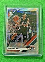 BRADLEY BEAL OPTIC PRIZM CARD JERSEY#3 WIZARDS 2019-20 Panini Donruss Optic WAVE