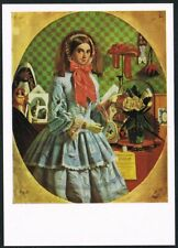 Postcard. Art. Painting. Empty Purse. James Collinson. Tate Gallery. Unused.