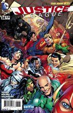 Justice League #34 Selfie Variant DC Comics New 52