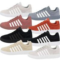 K-Swiss Court Cheswick SDE Women Schuhe Damen Suede Sneaker Turnschuhe 95676