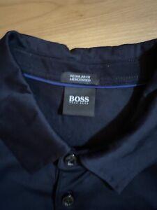 Hugo Boss Poloshirt XXL Schwarz