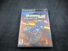 Downhill Domination (Sony PlayStation 2, 2003) *In Case - Tested - VG*
