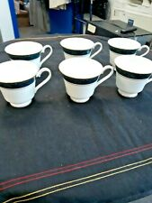 L👀K Royal Doulton Biltmore Tea Cup Set of 6